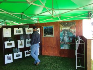 Photographic exhibition at Highland Bushfest 2016 (2)